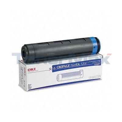 OKIDATA OL1200 TONER BLACK